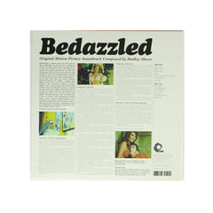 "Dudley Moore Trio ‎– Bedazzled Limited Edition 12"" Vinyl Record Soundtrack, Vinyl, X-Records"