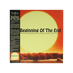 "Various - The Beginning Of The End  (1956-1974) 12"" Vinyl Record Compilation, Vinyl, X-Records"