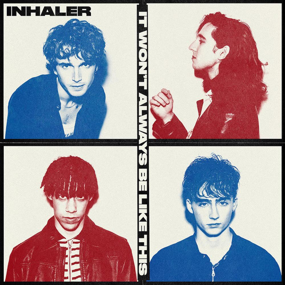 Inhaler – It Won't Always Be Like This CD Record Album