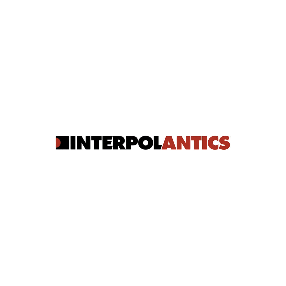 Interpol ‎– Antics Vinyl Record Album