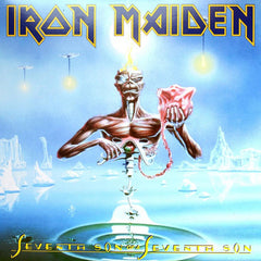 Iron Maiden ‎– Seventh Son Of A Seventh Son 180g Remastered Vinyl Record Album