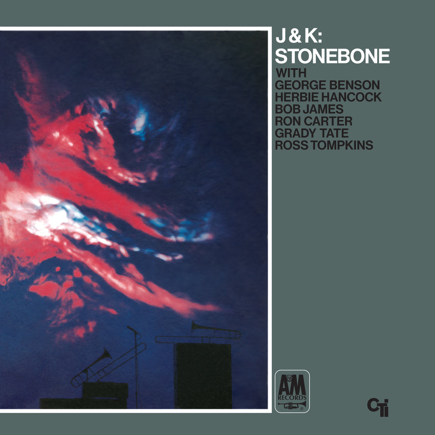J.J Johnson & Kai Winding - J&K: Stonebone (RSD 2020 Drop Three) Colour Vinyl Record Album
