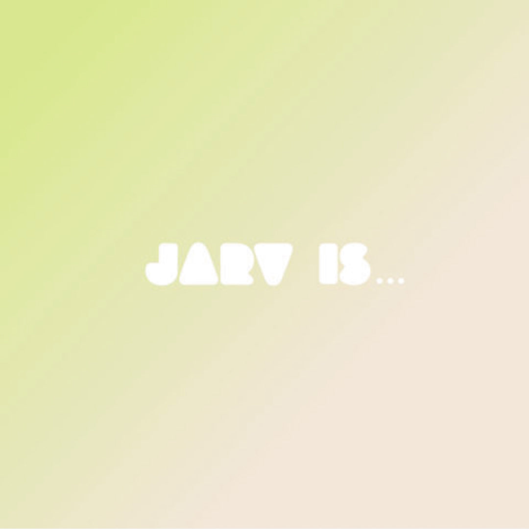 JARV IS... - Beyond The Pale Limited Edition Orange Colour Vinyl Record Album