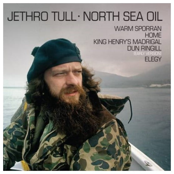 "Jethro Tull ‎– North Sea Oil RSD 2019 Limited Edition 10"" Vinyl Record"