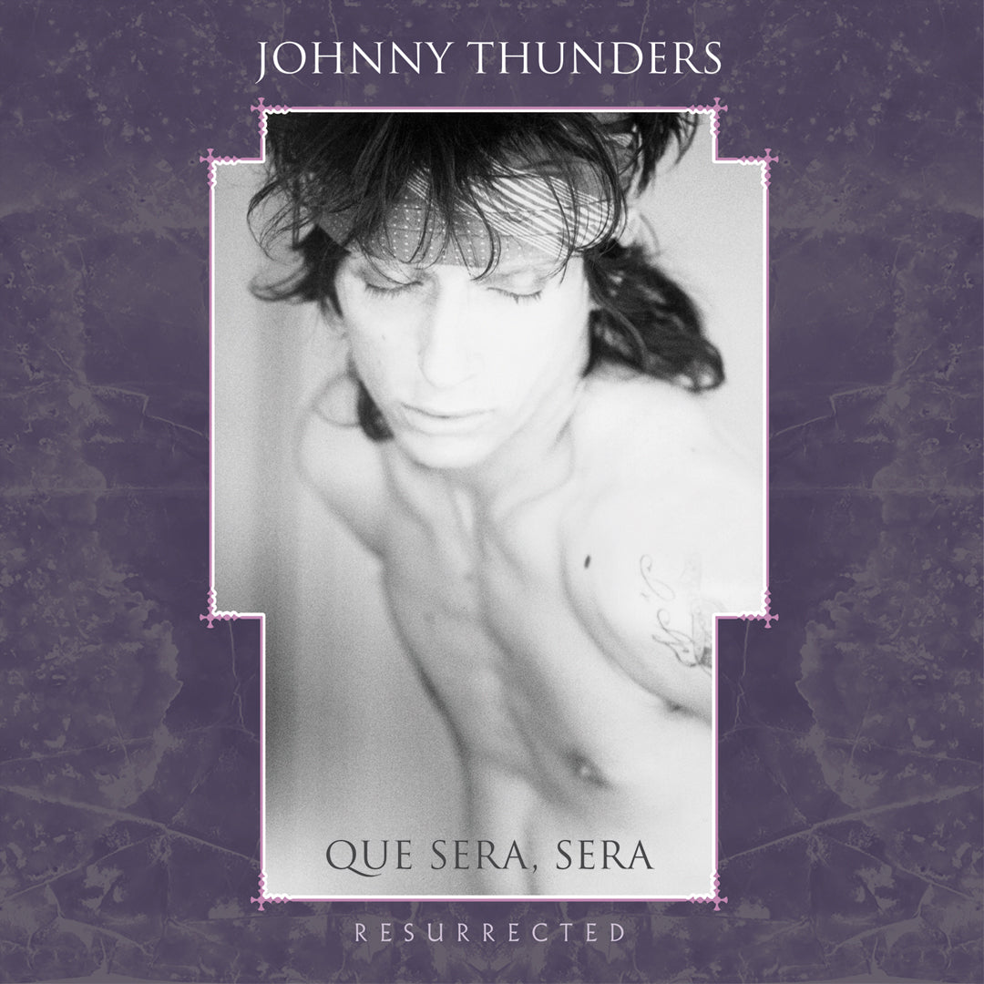 Johnny Thunders ‎– Que Sera, Sera (Resurrected) RSD 2LP Colour Vinyl Record Album