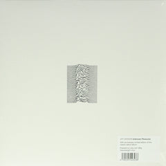 Joy Division - Unknown Pleasures 40th Anniversary Red Colour Vinyl Record Album