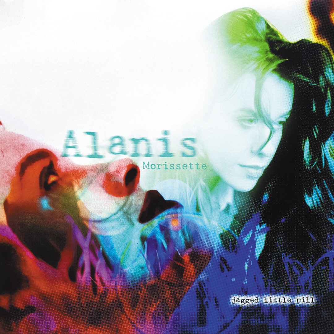 Alanis Morissette - Jagged Little Pill 180g Vinyl Record Album
