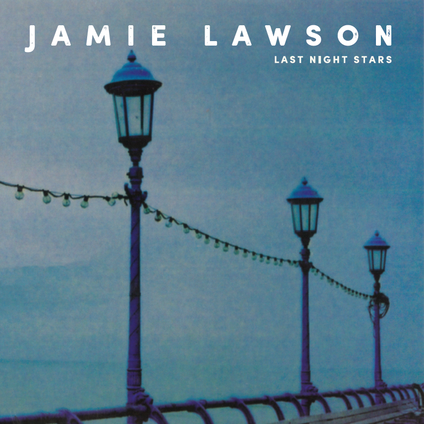 Jamie Lawson - Last Night Stars (RSD 2020 Drop One) Blue Colour Vinyl Record Album