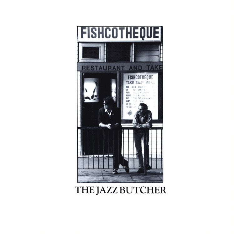 The Jazz Butcher - Fishcotheque (RSD 2020 Drop Two) Vinyl Record Album