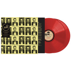 Joe Strummer - Assembly Limited Edition 2LP Red Colour Vinyl Record Album