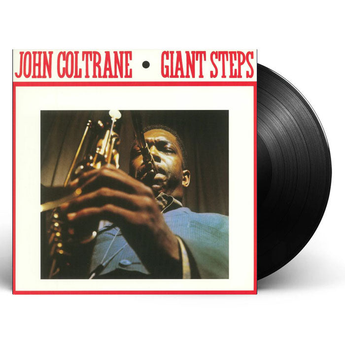 John Coltrane ‎– Giant Steps Vinyl Record Album