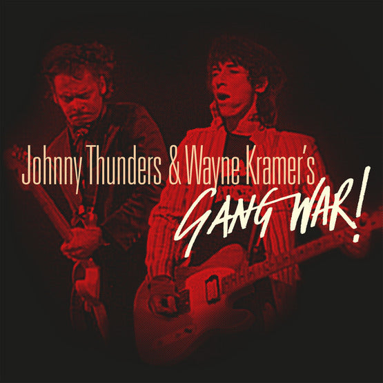 Johnny Thunders & Wayne Kramer - Gang War (RSD 2020 Drop Two) 2LP Colour Vinyl Record Album