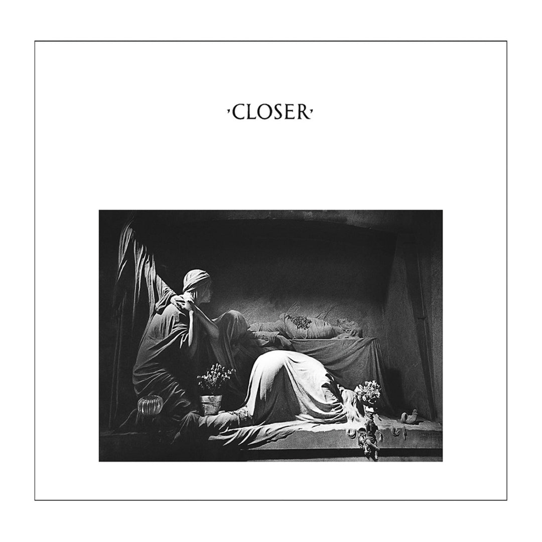 Joy Division - Closer 40th Anniversary Edition 180g Crystal Clear Vinyl Record Album