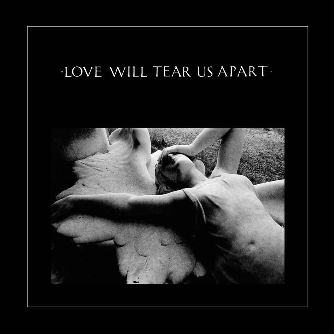 "Joy Division - Love Will Tear Us Apart 40th Anniversary Edition 12"" Vinyl Record"