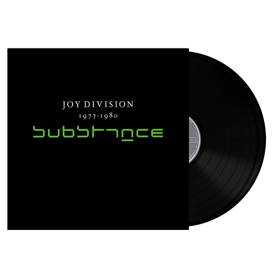 Joy Division ‎– Substance 180g 2LP Vinyl Record Album
