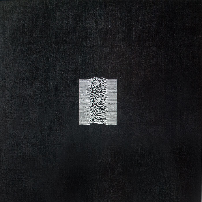Joy Division ‎– Unknown Pleasures 180g Remastered Vinyl Record Album