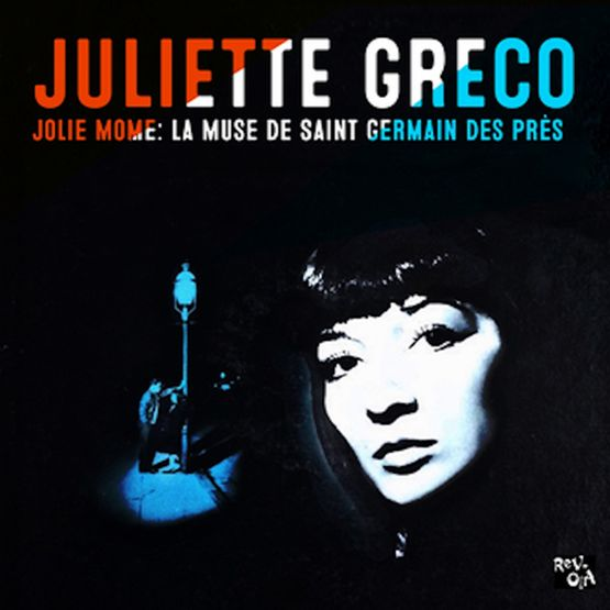 Juliette Greco - Jolie Mome:La Muse De Saint Germain Des Pres (RSD 2020 Drop One) 2LP Colour Vinyl Record Album