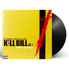 Various ‎– Kill Bill Vol. 1 - Original Soundtrack Vinyl Record Album