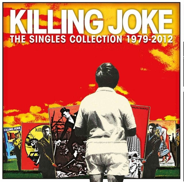 Killing Joke - Singles Collection 1979 - 2012 4LP Deluxe Colour Vinyl Record Album