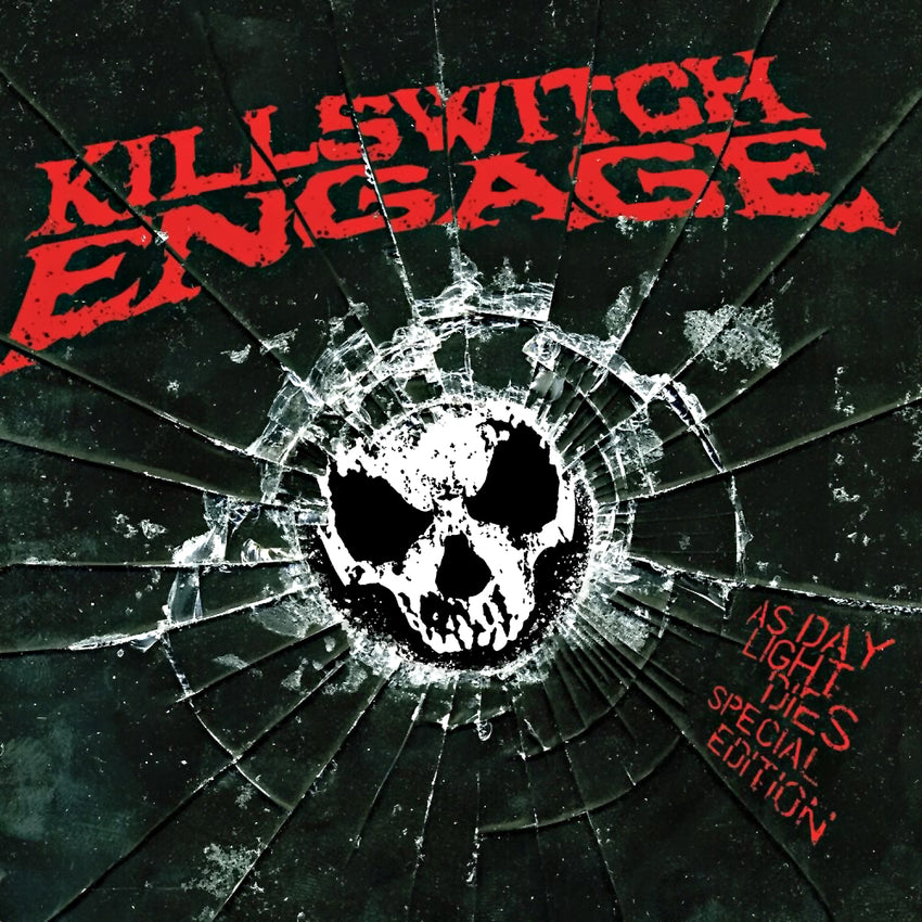 Killswitch Engage - As Daylight Dies Limited Edition 2LP Grey Vinyl Record Album