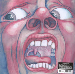 King Crimson - In The Court Of The Crimson King 200g Heavyweight Vinyl Record Album
