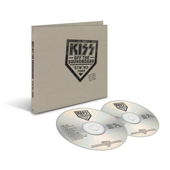 KISS - Off The Soundboard: Tokyo Dome 2xCD Album