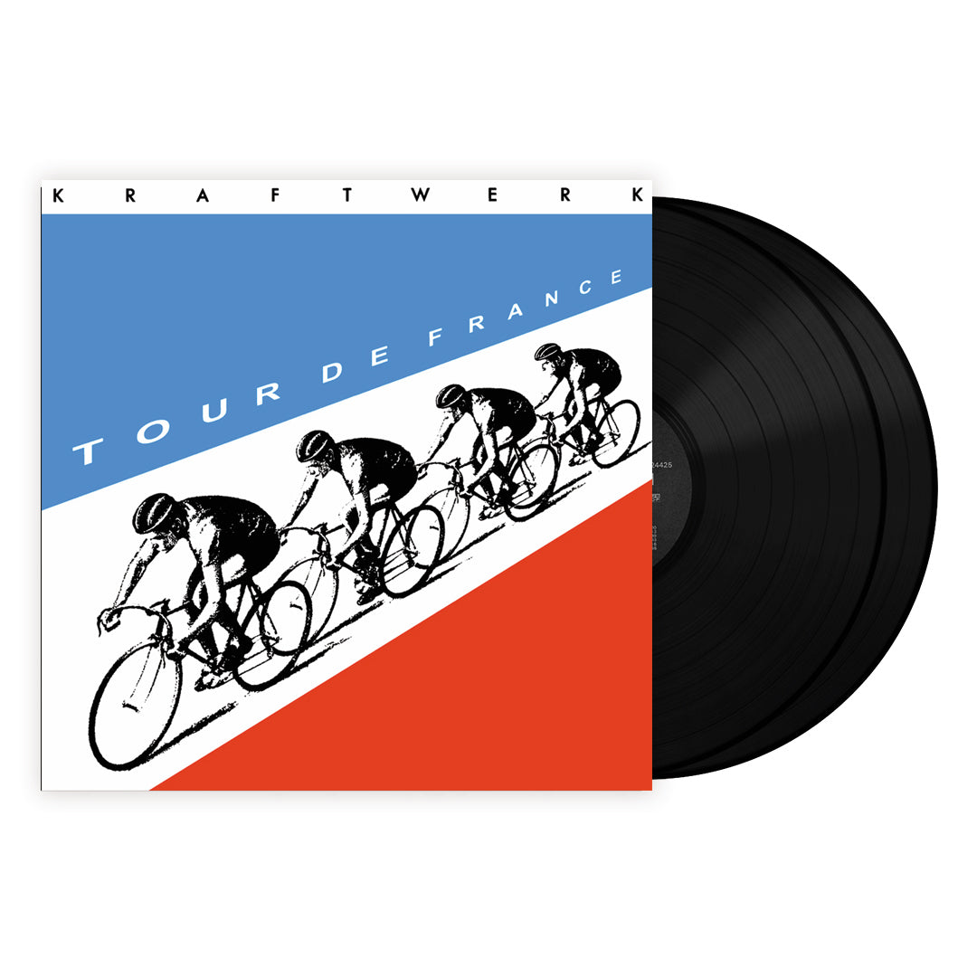Kraftwerk ‎– Tour De France 2LP Vinyl Record Album