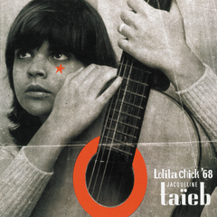 Jacqueline Taieb - Lolita Chick'68 LRS Limited Orange Colour Vinyl Record