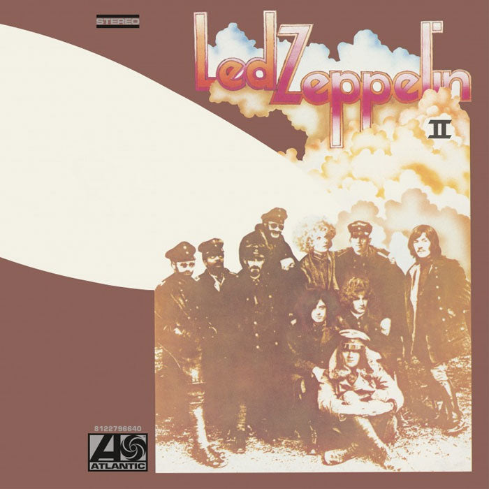 Led Zeppelin ‎– Led Zeppelin II 180g Vinyl Record Album
