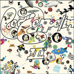 Led Zeppelin ‎– Led Zeppelin III 180g Vinyl Record Album