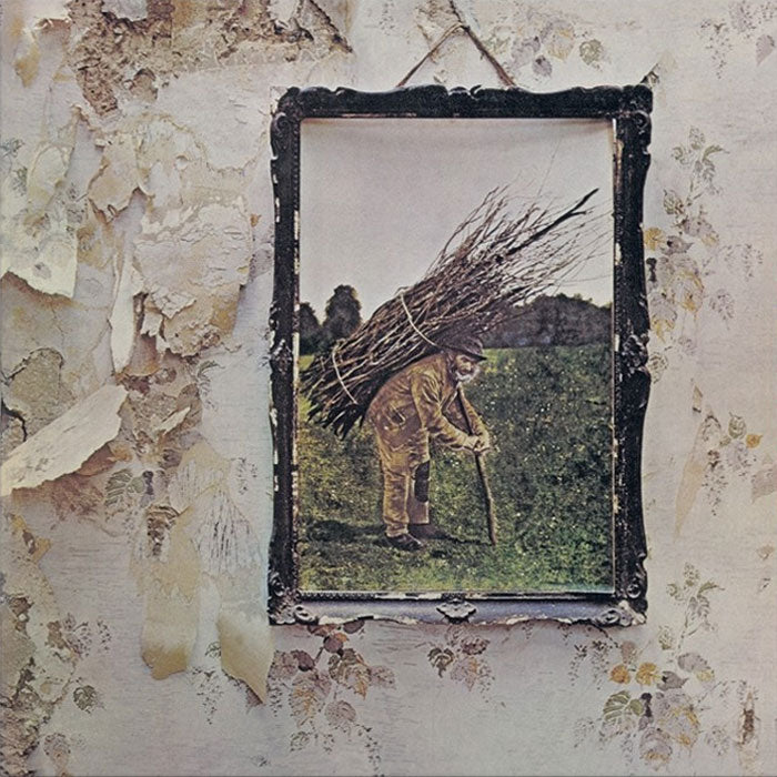 Led Zeppelin ‎– IV 180g Vinyl Record Album