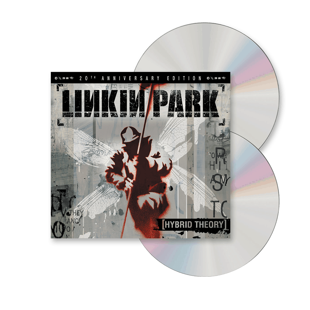 Linkin Park - Hybrid Theory 20th Anniversary Edition Deluxe 2CD Album