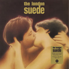 Suede - London Suede 180g Black Vinyl Record Album