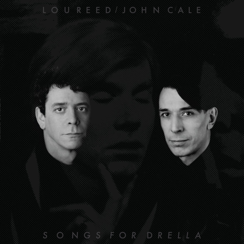 Lou Reed & John Cale - Songs for Drella (RSD 2020 Drop Three) 2LP 140g Vinyl Record Album