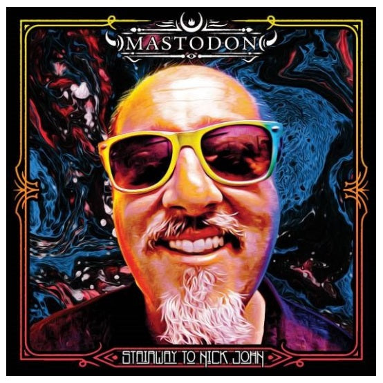 "Mastodon ‎– Stairway To Nick John RSD 2019 10"" Limited Edition Vinyl Record, Vinyl, X-Records"