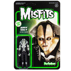 Misfits - Jerry Only Glow Official Licensed Super7 Reaction Figure