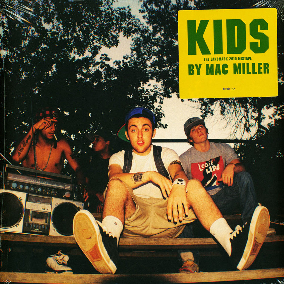 Mac Miller - K.I.D.S Limited Edition 2020 Reissue 2LP Vinyl Record Album