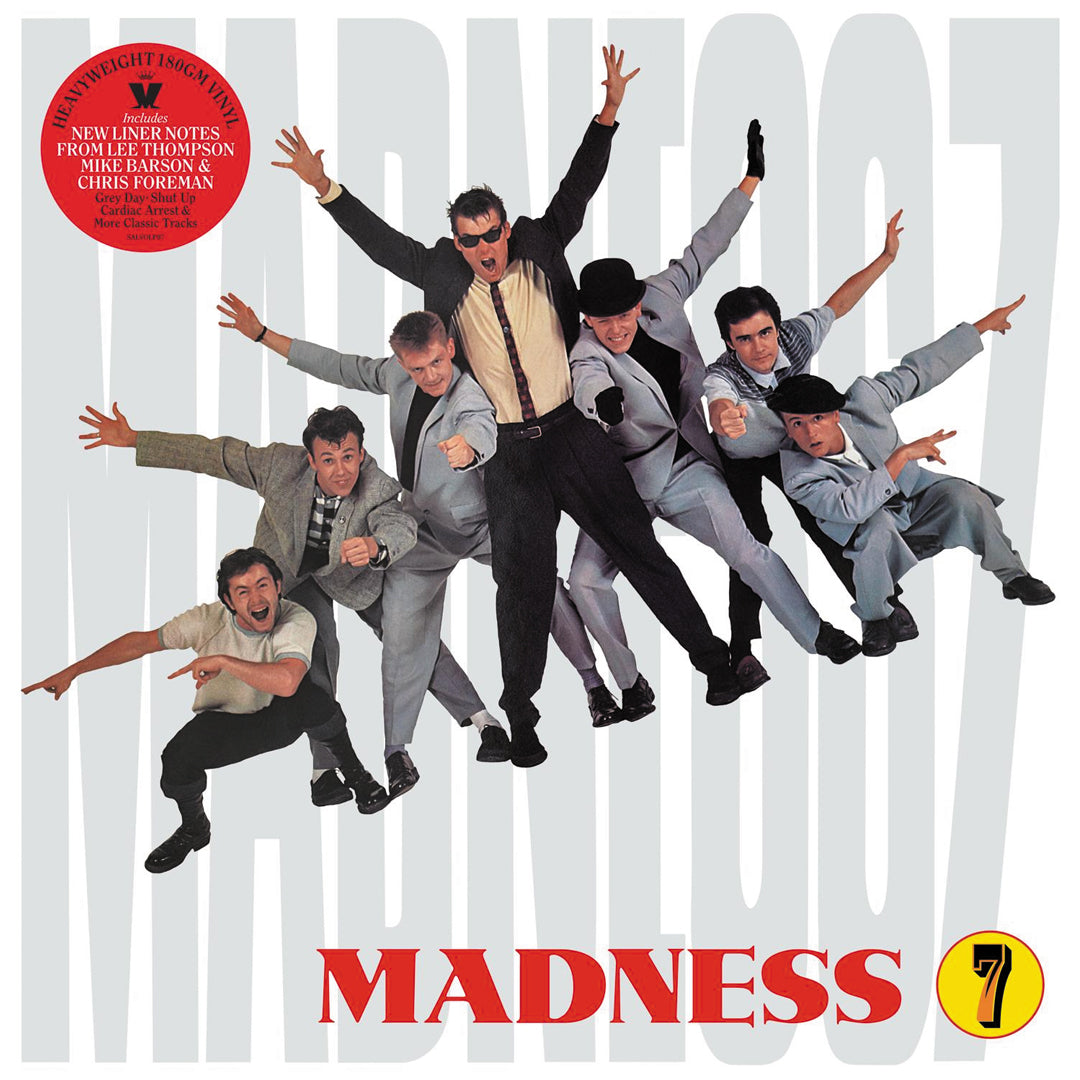 Madness - 7 180g Vinyl Record Album