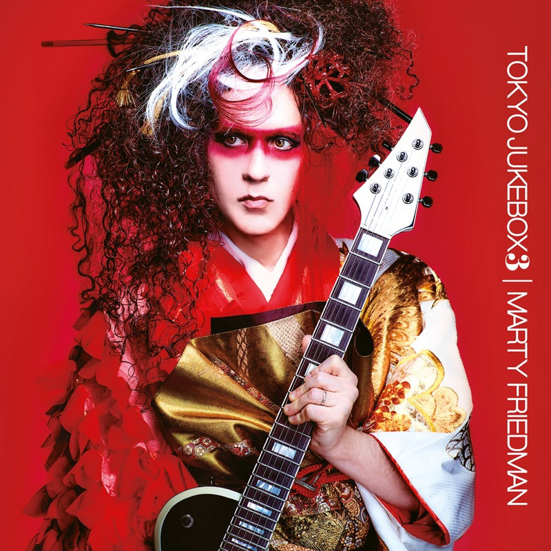 Marty Friedman - Tokyo Jukebox 3 2LP 180g Red Colour Vinyl Record Album