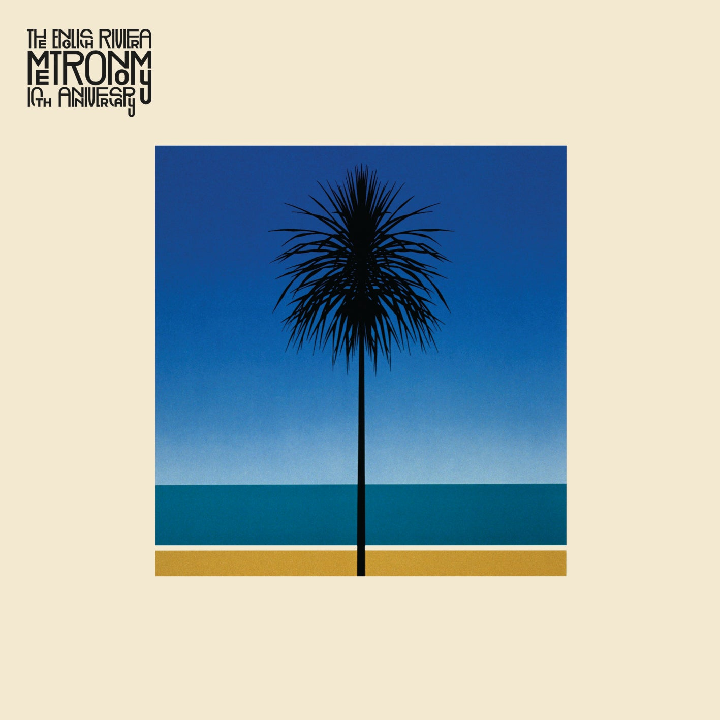 Metronomy – The English Riviera (10th Anniversary) 2LP Vinyl Record Album