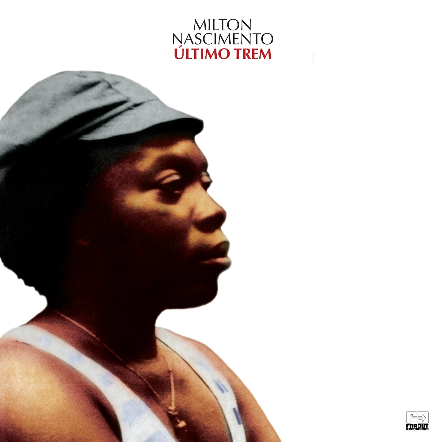 Milton Nascimento - Ultimo Trem (RSD 2020 Drop One) 2LP Red Colour Vinyl Record