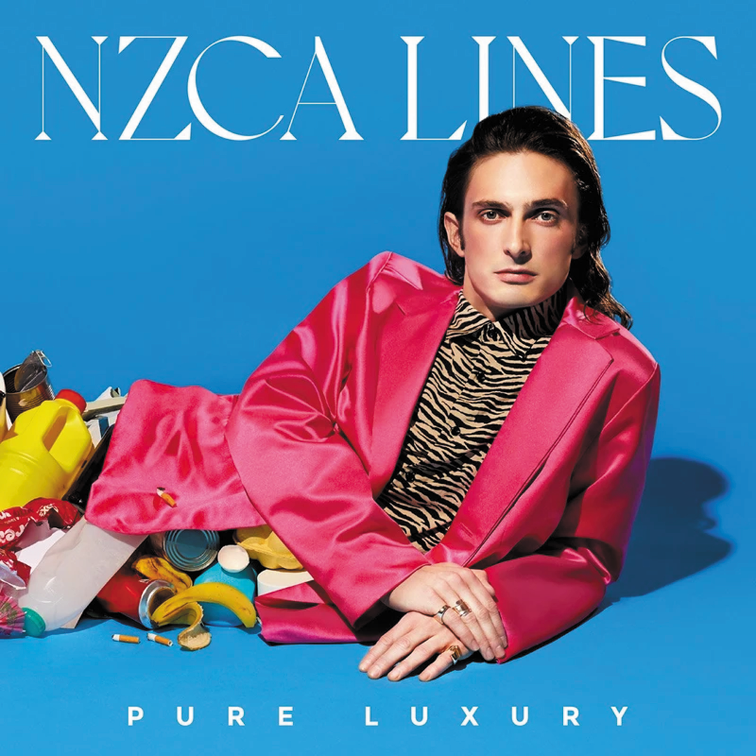 NZCA LINES - Pure Luxury (Love Record Stores) Limited Edition Signed Vinyl Record Album