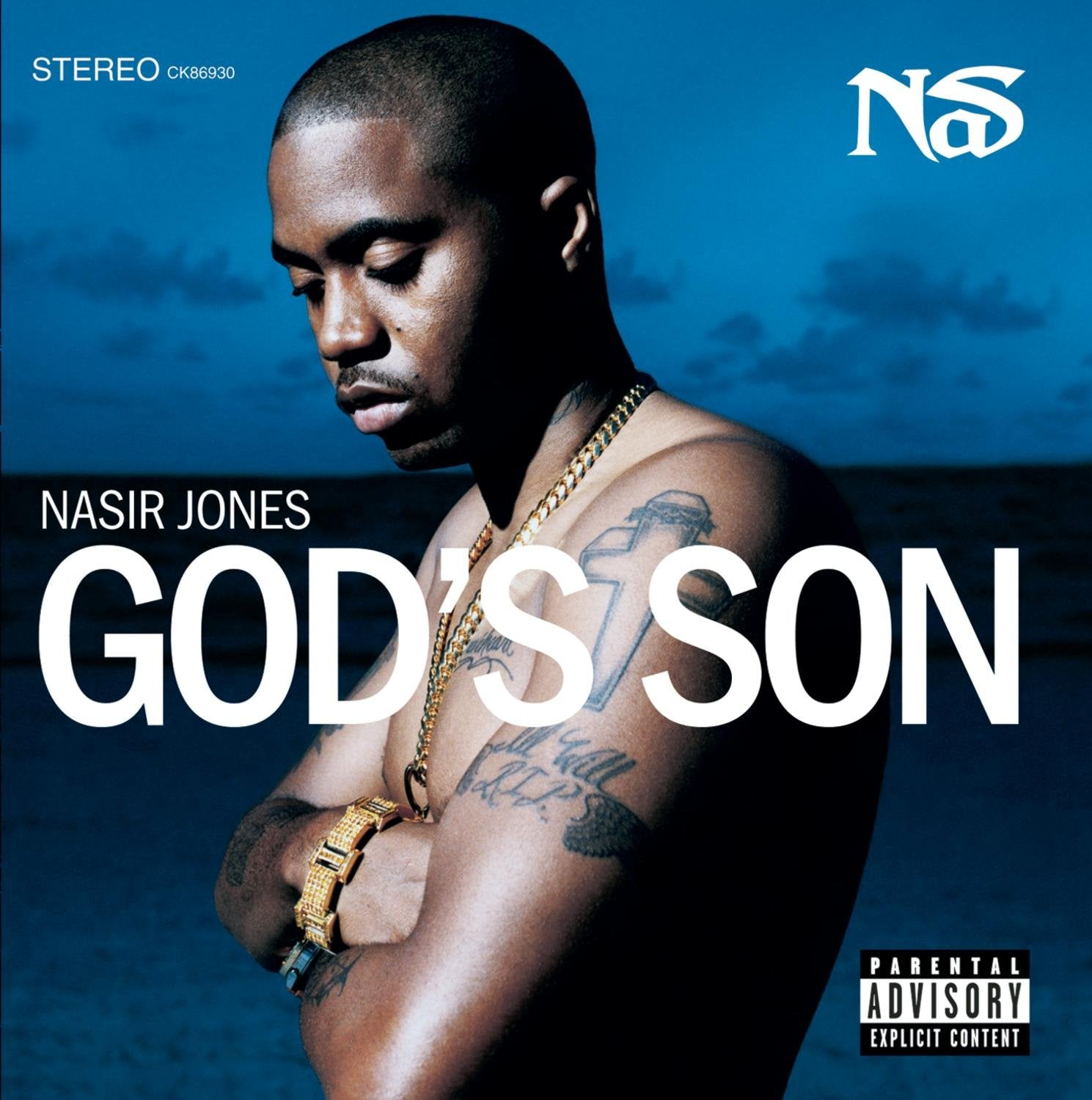 Nas - God's Son (RSD 2020 Drop Two) 2LP Colour Vinyl Record Album