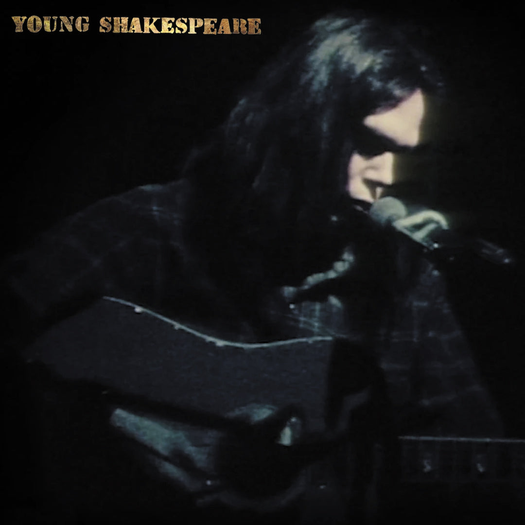 Neil Young ‎– Young Shakespeare 50th Anniversary Vinyl Record Album