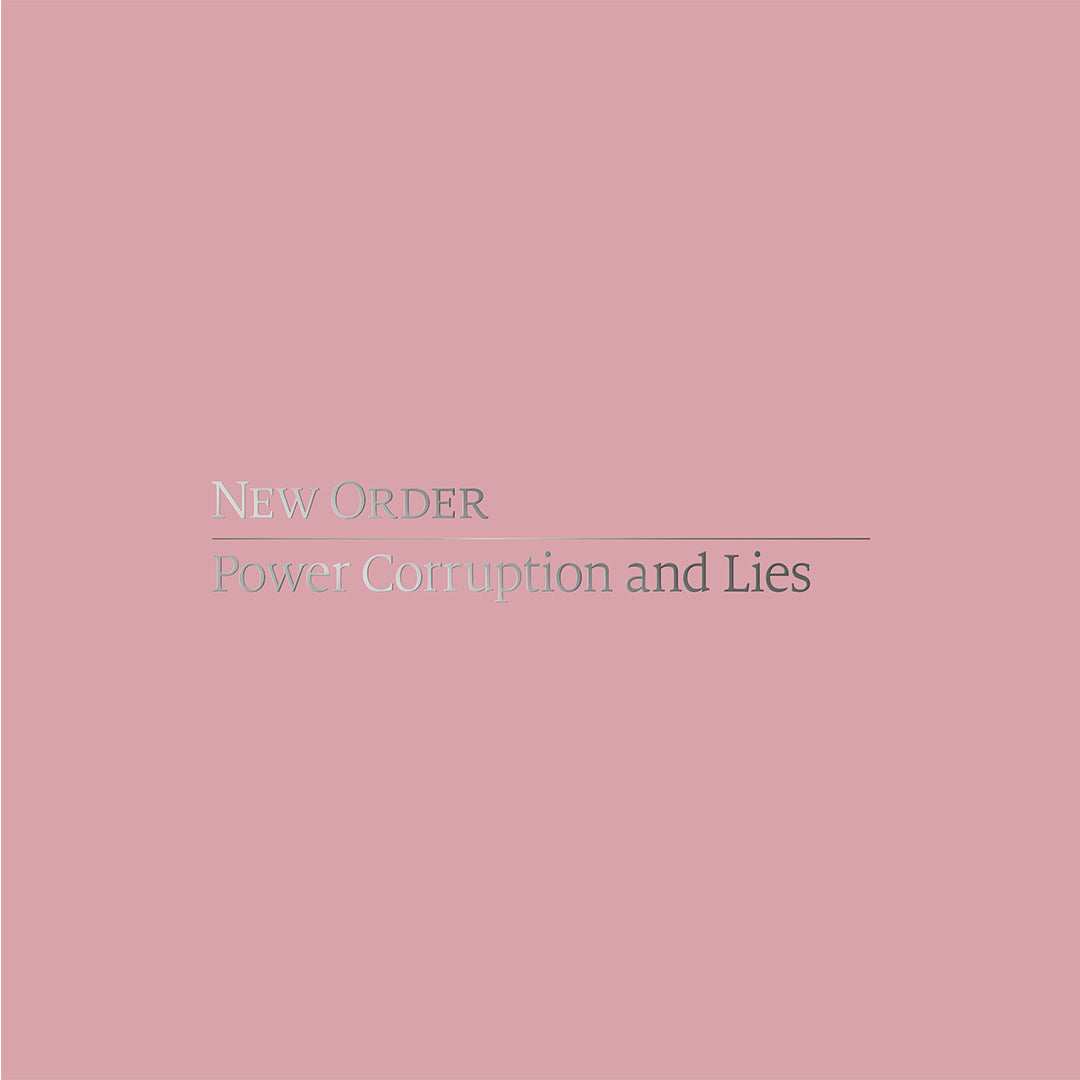 New Order - Power, Corruption & Lies Definitive Edition Vinyl CD Box Set