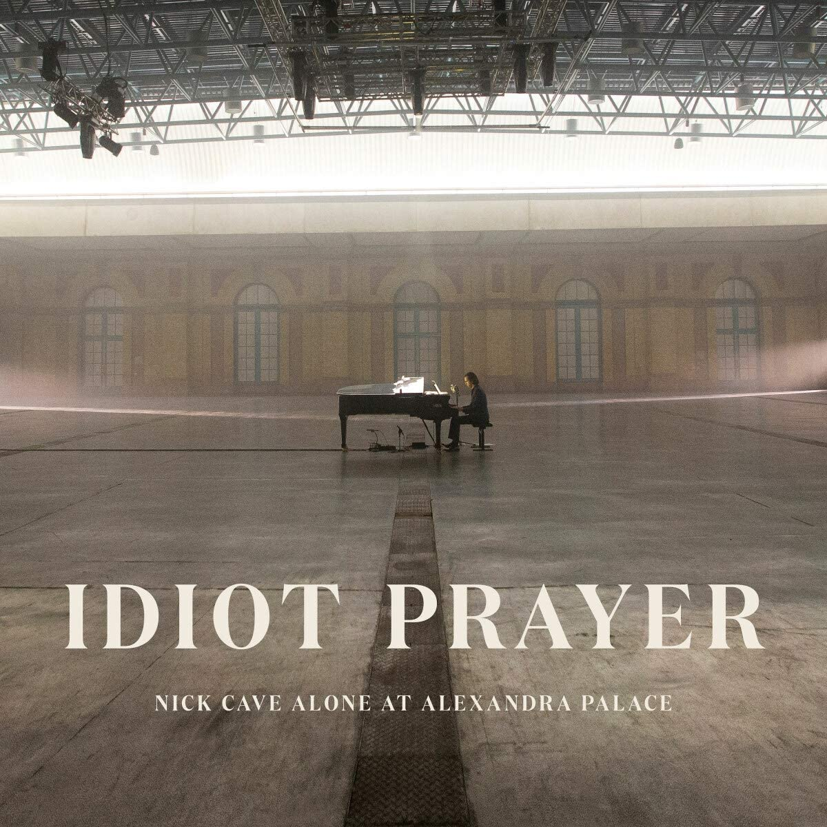 Nick Cave - Idiot Prayer: Nick Cave Alone at Alexandra Palace 2CD Album