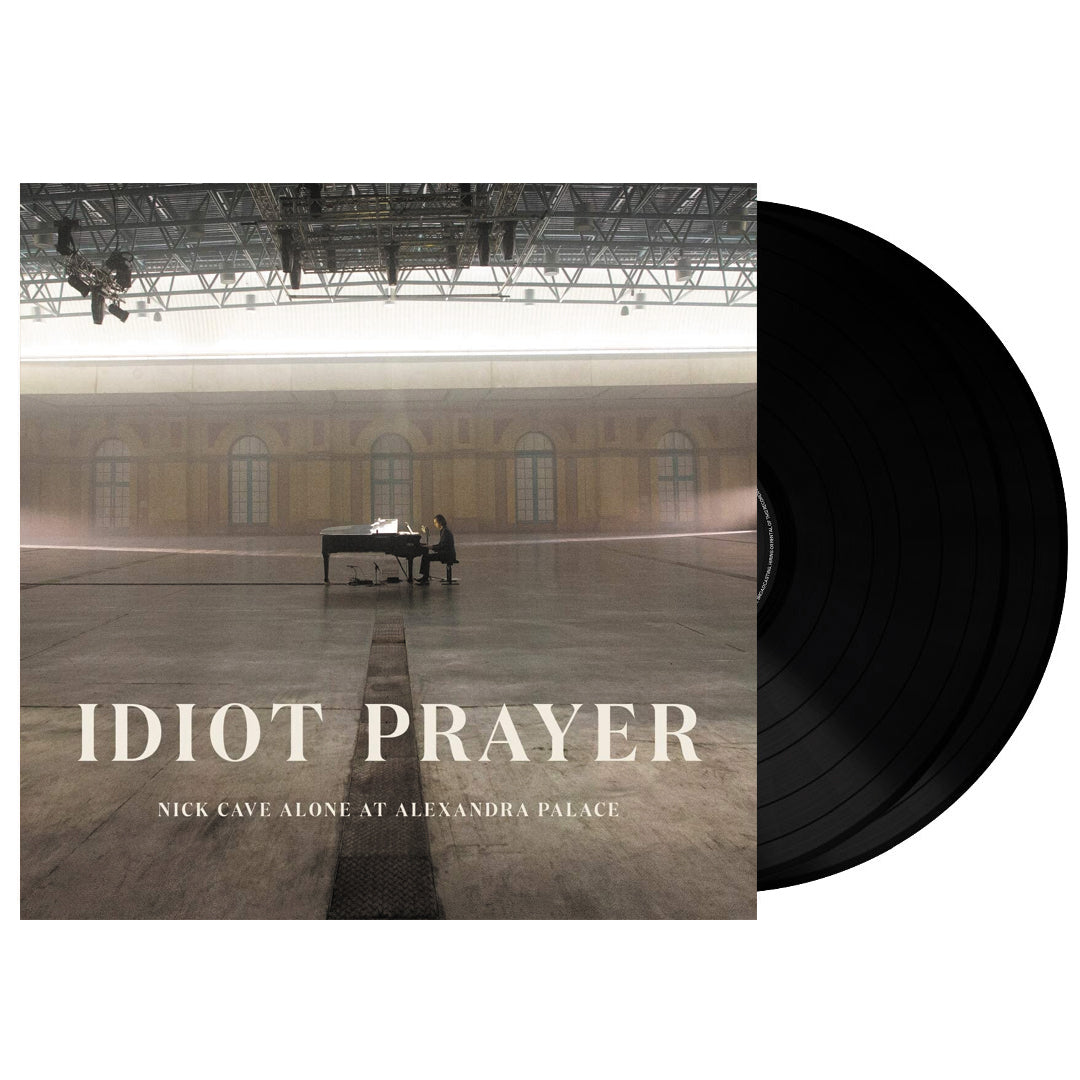 Nick Cave - Idiot Prayer: Nick Cave Alone at Alexandra Palace 2LP Vinyl Record Album