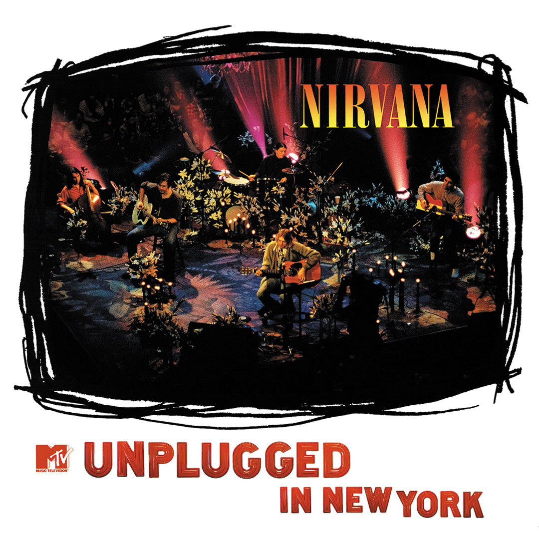 Nirvana - MTV Unplugged 180g Vinyl Record Album