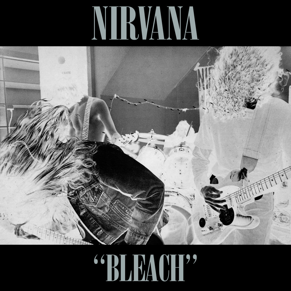Nirvana ‎– Bleach Deluxe Edition 2LP 180g Vinyl Record Album