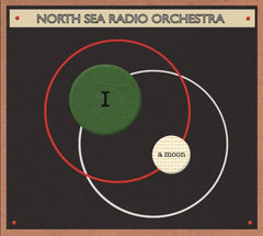 North Sea Radio Orchestra - I A Moon (RSD 2020 Drop One) Red Colour Vinyl Record Album